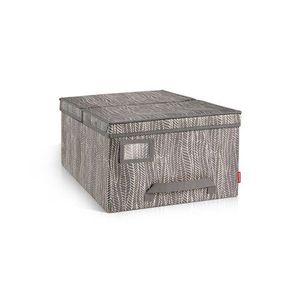 Tescoma krabica na odevy FANCY HOME, 40 x 52 x 25 cm, cappuccino vyobraziť