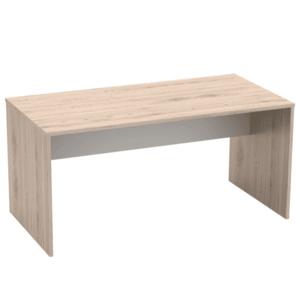TEMPO KONDELA Písací stôl, san remo/biela, RIOMA TYP 16 vyobraziť