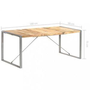 Jedálenský stôl hnedý vyobraziť