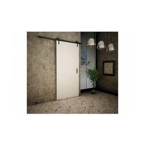 KIER Posuvné dvere RETRO Farba: Biela, Prevedenie: A vyobraziť