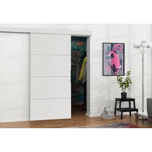 KIER Posuvné dvere MALIBU PLUS Farba: Biela, Prevedenie: A vyobraziť