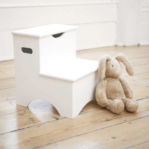 Schodíky pre deti HURLEY s úložným priestorom Tempo Kondela vyobraziť