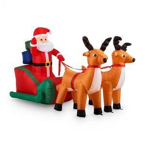 Dekorácia Santa Claus vyobraziť