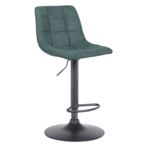 Barová stolička LAHELA Tempo Kondela Smaragdová vyobraziť