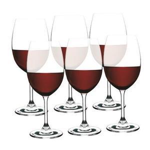 Pohár na víno LARA 450ml 6ks vyobraziť