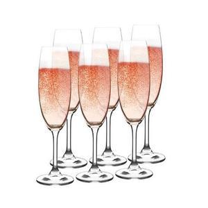 Pohár na šampanské LARA 220ml 6ks vyobraziť