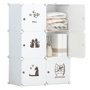 Detská modulárna skriňa DINOS Tempo Kondela vyobraziť