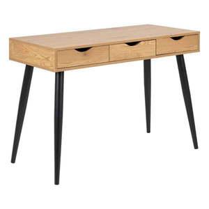 Pracovný stôl v dekore dreva Actona Neptun vyobraziť