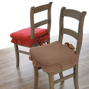 Poťah na stoličku červená súpr. 2ks vyobraziť