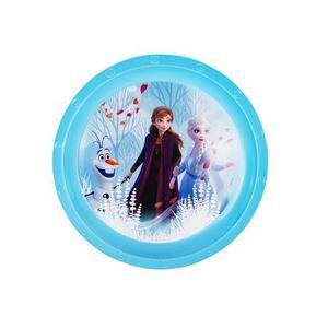 STOR Plastový tanier Ľadové kráľovstvo II 22cm vyobraziť