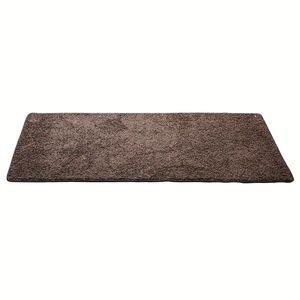 Melírový koberec gaštanová 80x150cm vyobraziť