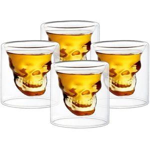 4home Poldecáky Skull Hot&Cool 20 ml, 4 ks vyobraziť