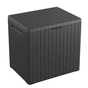Záhradný úložný box CITI BOX 113 l Grafit vyobraziť