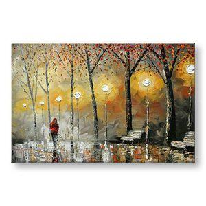 Ručne maľovaný obraz KRAJINA BI0013E1 vyobraziť