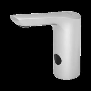 Sanela - Automatická umývadlová batéria pre pre prívod teplej a studenej vody, 6 V vyobraziť