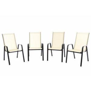 Stohovateľné stoličky vyobraziť