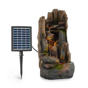 Blumfeldt Magic Tree, solárna fontána, LED osvetlenie, polyresin vyobraziť