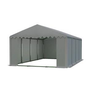 Skladový stan 6x8m PROFI Sivá vyobraziť