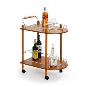 Barový stôl Morgen buk vyobraziť