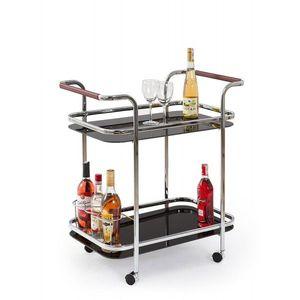 Barový stôl Nero čierny vyobraziť