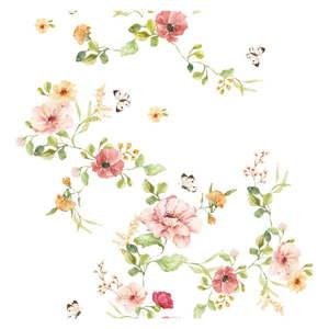 Tapeta na stenu Dekornik Floral Vintage, 50 x 280 cm vyobraziť