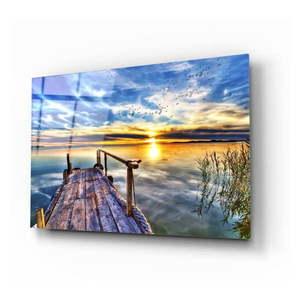 Sklenený obraz Insigne Sunset vyobraziť