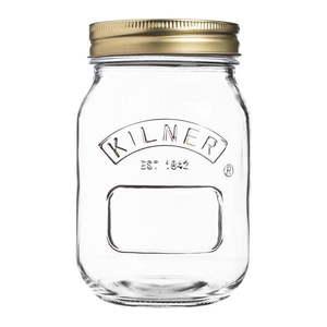 Pohár na zaváranie Kilner, 0, 5 l vyobraziť