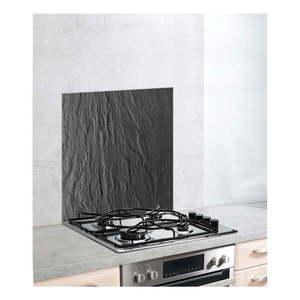 Sklenený kryt na sporák Wenko Splashback Slate, 60 × 70 cm vyobraziť