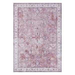 Svetločervený koberec Nouristan Vivana, 120 x 160 cm vyobraziť