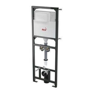 Alcaplast Montážny rám s nádržkou pre výlevku s odpadom DN90 / 110 A108F / 1500 A108F / 1500 vyobraziť