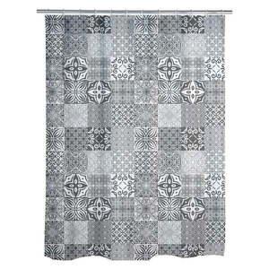 Sprchový záves Wenko Portugal, 180 × 200 cm vyobraziť