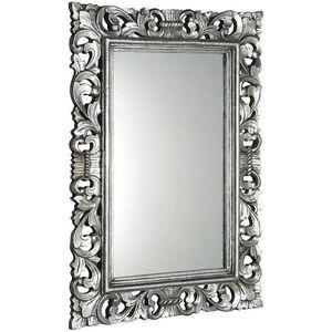 SAPHO - SCULE zrkadlo v ráme, 80x120cm, strieborná Antique IN308 vyobraziť
