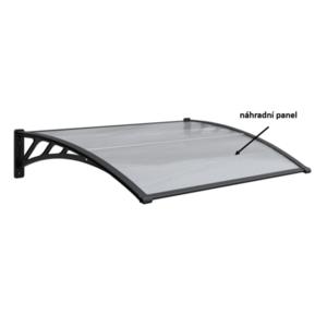 ArtRoja Panel polykarbonátu pre vchodový prístrešok 1146x389mm vyobraziť