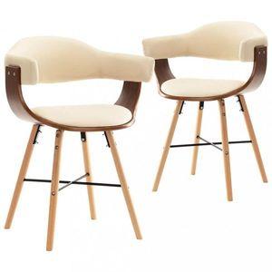 Jedálenská stolička ohýbané drevo Dekorhome Hnedá / krémová vyobraziť