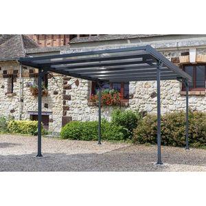 Kovový přístřešek / carport 297 x 494 cm Dekorhome vyobraziť