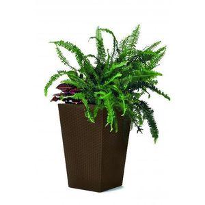 Kvetináč Rattan planter, veľkosť S vyobraziť