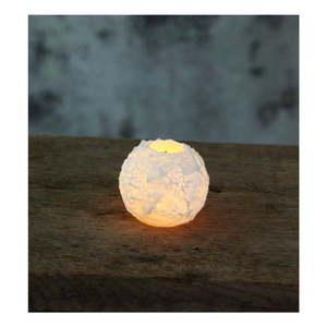 LED sviečka Star Trading Snowta, výška 6, 5 cm vyobraziť