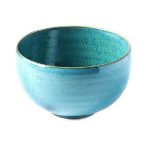 Tyrkysovomodrá keramická miska MIJ Peacock, ø 13 cm vyobraziť
