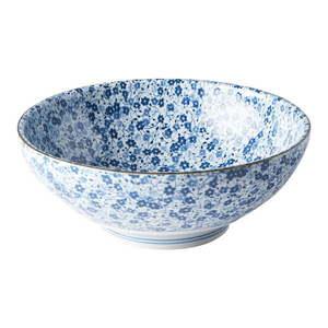 Modro-biela keramická miska Mij Daisy, ø 21, 5 cm vyobraziť