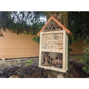 Hmyzí hotel - domček pre prospešný hmyz II. vyobraziť