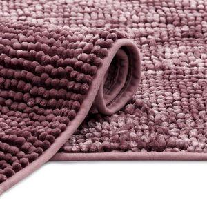 Koupelnový koberec Bati fialový vyobraziť