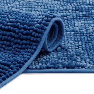 Koupelnový koberec Bati tmavě modrý vyobraziť