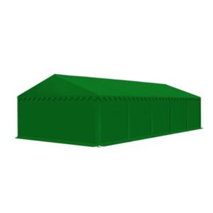 Skladový stan 5x10m EKONOMY Zelená vyobraziť