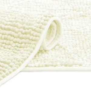 Koupelnový koberec Bati smetanově bílý vyobraziť