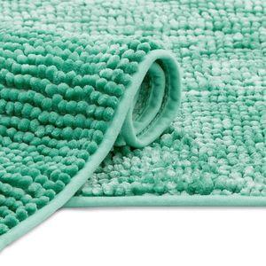 Koupelnový koberec Bati tyrkysový vyobraziť