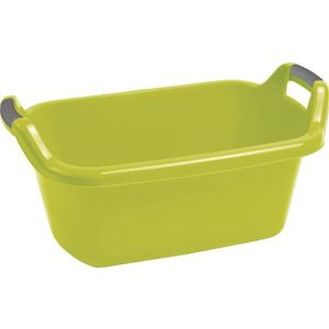 Plastová vanička s úchytkami CURVER 35 l- zelená vyobraziť