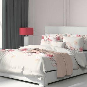 Kvalitex Bavlnené obliečky Tanea ružová, 140 x 200 cm, 70 x 90 cm vyobraziť