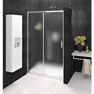GELCO - SIGMA SIMPLY sprchové dvere posuvné 1100mm, sklo Brick GS4211 vyobraziť