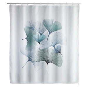 Prateľný sprchový záves Wenko Ginkgo, 180 x 200 cm vyobraziť