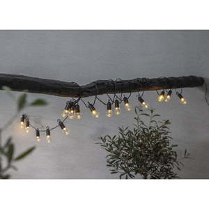 Vonkajšia svetelná LED reťaz Star Trading Circus, 16 svetielok vyobraziť